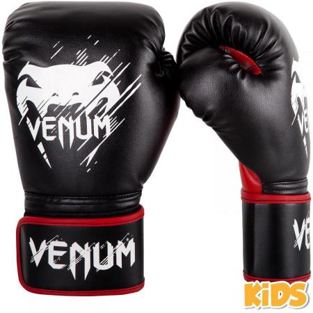 Venum Перчатки Боксерские для Детей Contender Черно/Красные