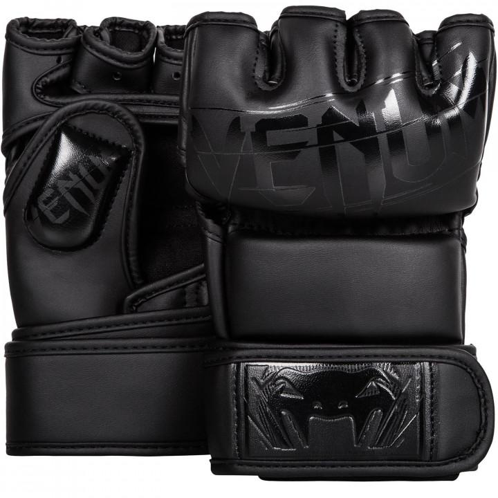 Перчатки для MMA Venum Undisputed 2.0 черные