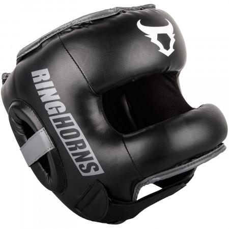 Ringhorns Шлем боксерский с Защитой Носа Nitro Черный