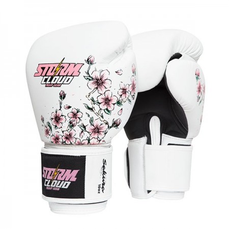 StormCloud Перчатки для Muay Thai Blizzard Sakura