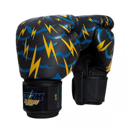 StormCloud Перчатки для Muay Thai Blizzard Monstercloud Черные