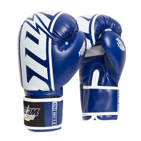 StormCloud Перчатки боксерские Bolt 2.0 Синие