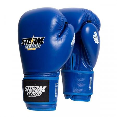 StormCloud Перчатки Боксерские Турнирные Competitor Синие