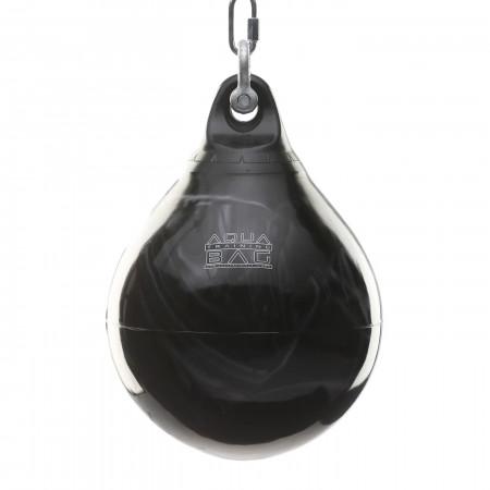 Тренировочная груша Aqua Training Bag 34kgчерно-серебрянная