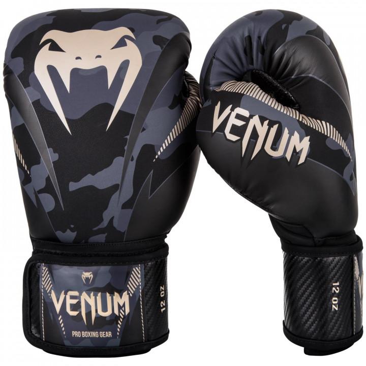 Venum Перчатки боксерские Impact Camo
