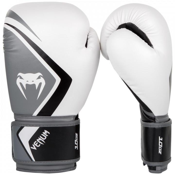 Venum Перчатки боксерские Contender 2.0 Бело/Серые