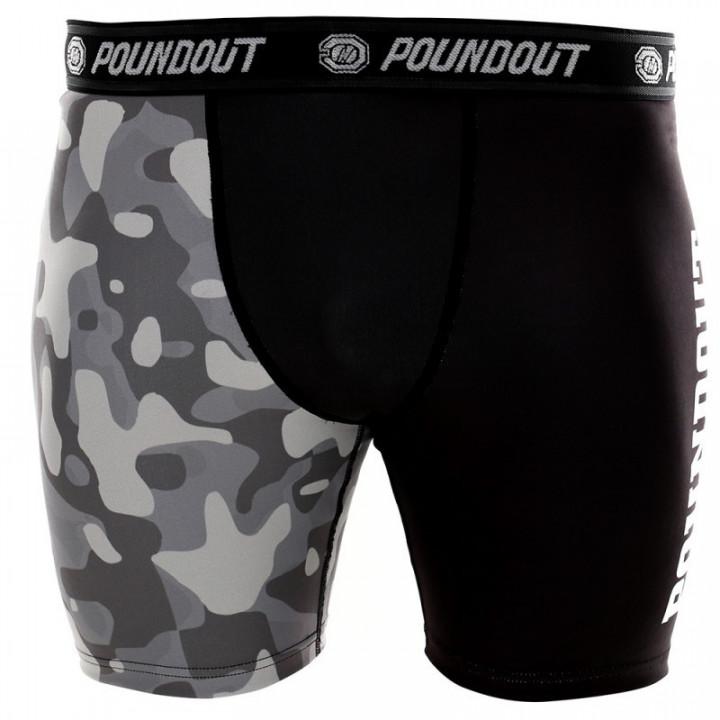 Poundout Компрессионные Шорты  Brigade