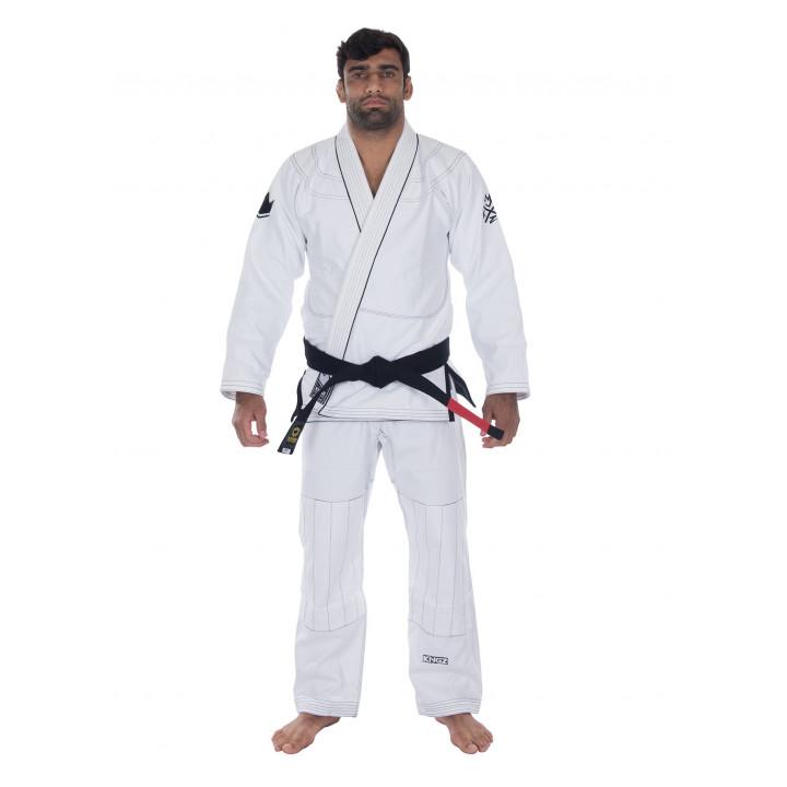 KiNGZ Kimono/Gi BJJ Sovereign 2.0 Белое