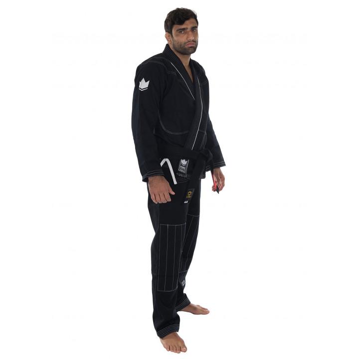 KiNGZ Kimono/Gi BJJ Sovereign 2.0 Черное