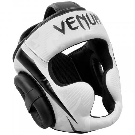 Venum Шлем Боксерский Elite Белый/Camo