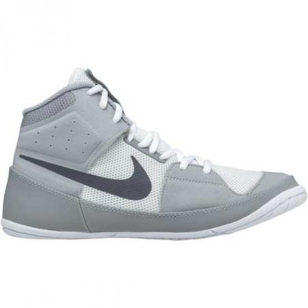 Nike Борцовки Fury Бело/Серые