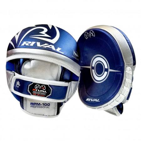 Rival Лапы Боксерские RPM100 Professional Синие