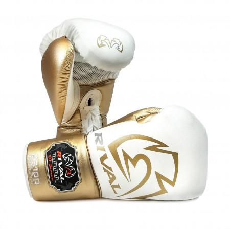 Rival Перчатки боксерские для спарринга RS100 Белые