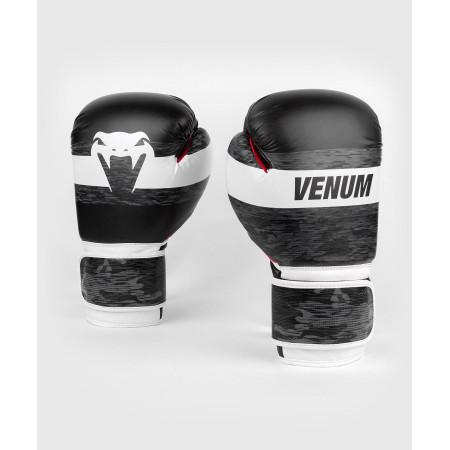 Venum Боксерские перчатки Bandit Черно/Серые