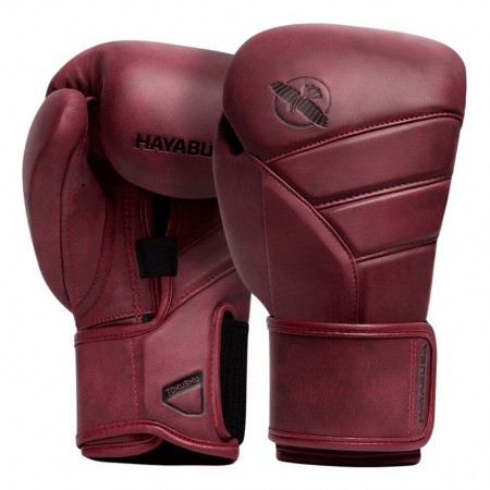 Hayabusa Перчатки боксерские T3 LX Crimson