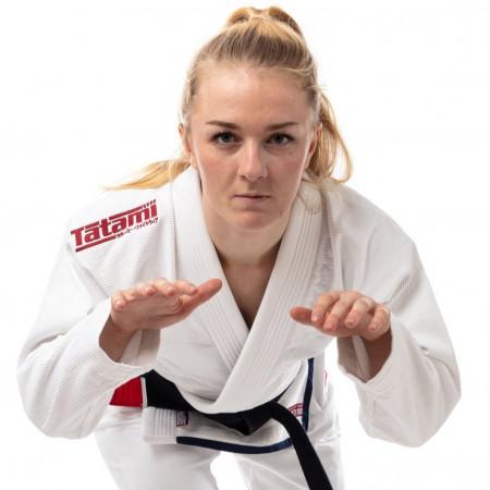 Tatami Kimono/Gi BJJ Competitor Белое
