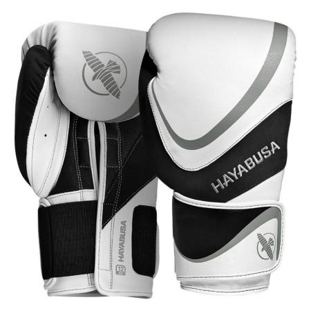 Hayabusa Перчатки боксерские H5 Бело/Серые