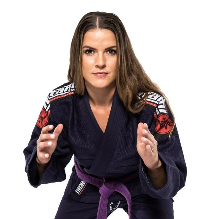 Tatami Kimono/Gi Женское Nova Mk4 Гранатовый