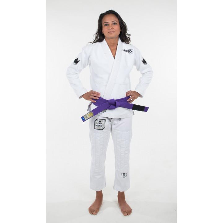 KiNGZ Kimono/Gi Женское Nano Белый