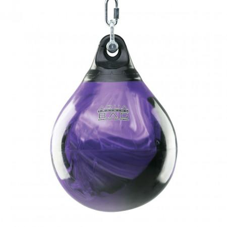 Aqua Training Bag Груша Тренировочная 34kg Фиолетовая