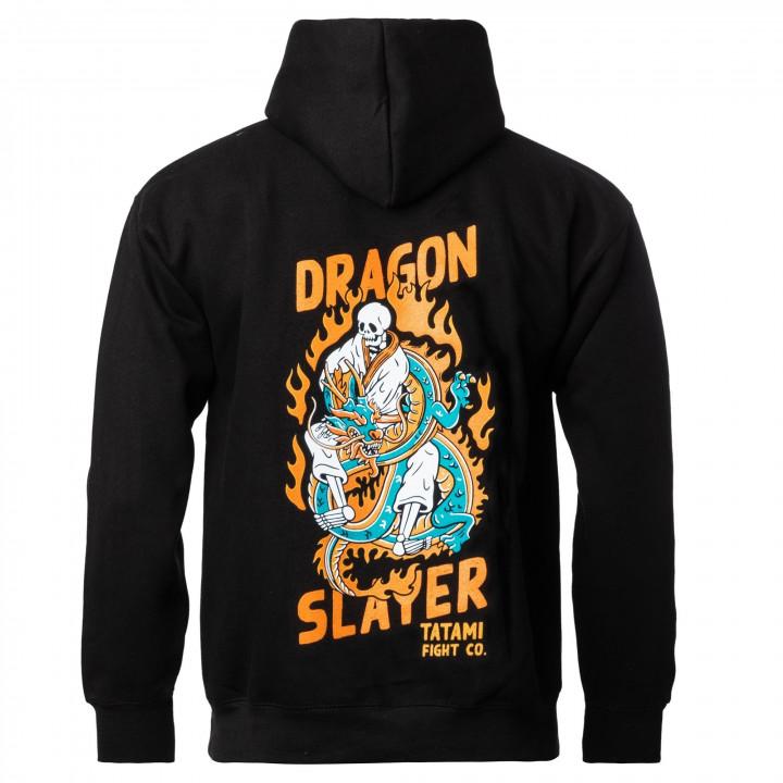 Tatami Кофта с Капюшоном Dragon Slayer Черная