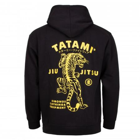 Tatami Кофта с Капюшоном Tiger Style Черная