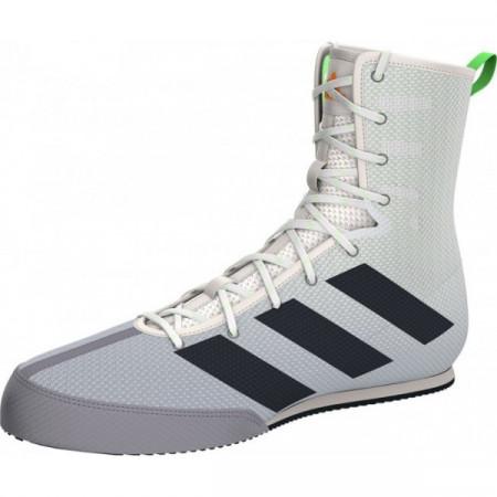 Боксерки Adidas Box Hog III Белые