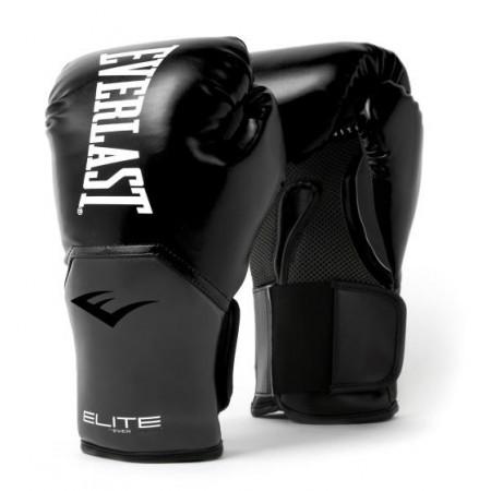 Everlast Перчатки Боксёрские Pro Style Elite 2 Черно/Серые
