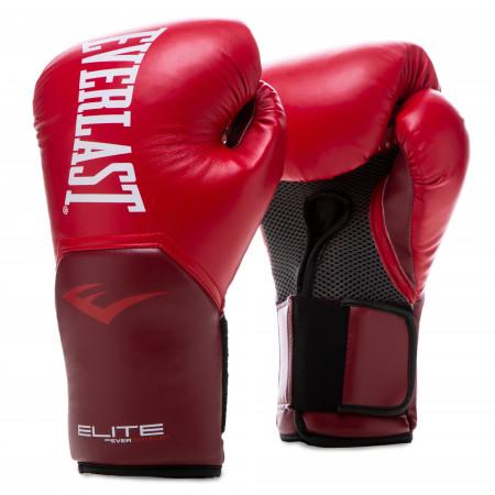 Everlast Перчатки Боксёрские Pro Style Elite 2 Черно/Красные