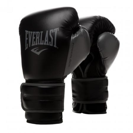 Everlast Перчатки боксерские Powerlock PU Черные
