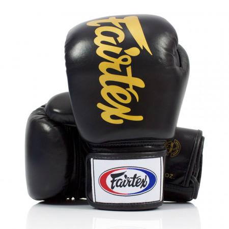 Fairtex Перчатки Боксерские BGV19 Черные