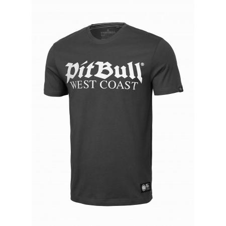 Pitbull Футболка Old Logo 21 Темно Серая