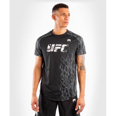 Venum UFC Футболка Тренировочная Authentic Fight Week Black