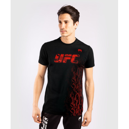 Venum UFC T-shirt Authentic Fight Week Black