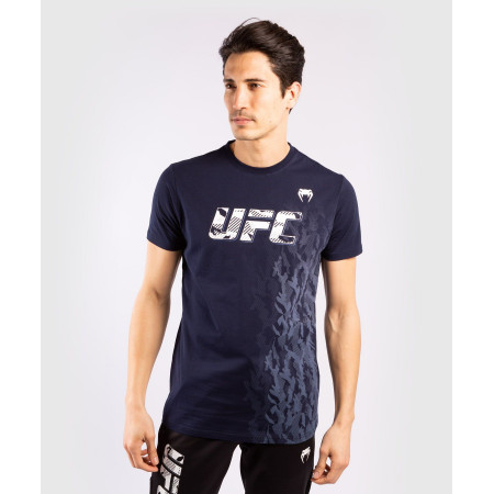 Venum UFC T-shirt Authentic Fight Week Navy