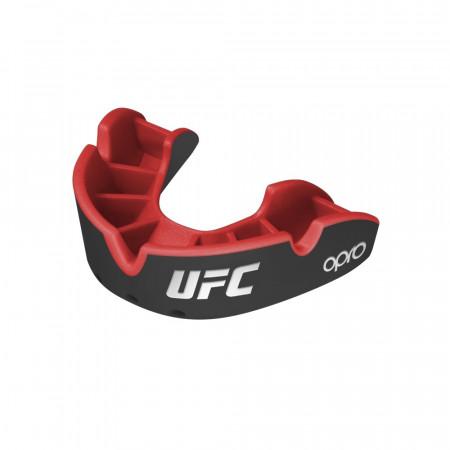 Opro Капа Детская UFC Silver Черная