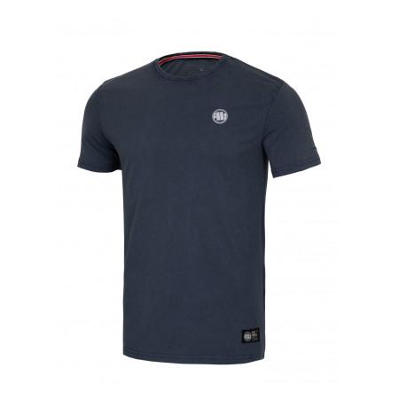 Pitbull Футболка Denim Washed Small Logo Темно Синяя