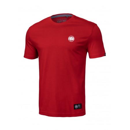 Pitbull Футболка Small Logo 21 Красная