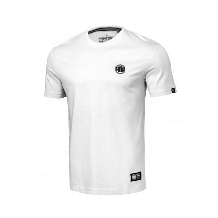 Pitbull Футболка Small Logo 21 Белая