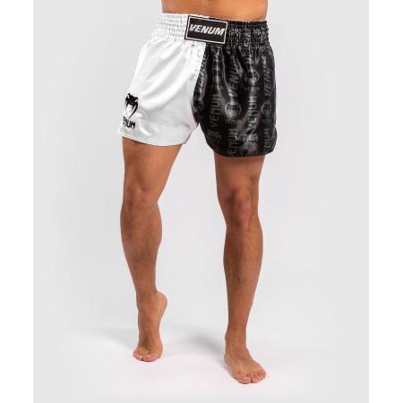Venum Шорты Muay Thai Logos Черно/Белые