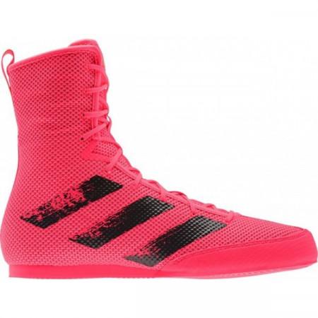 Боксерки Adidas Box Hog III Розовые