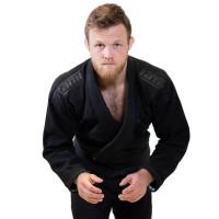 Tatami Kimono/Gi Estilo Black Label Черное/Черное