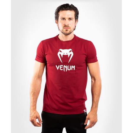 Venum Classic T-shirt Бордовая