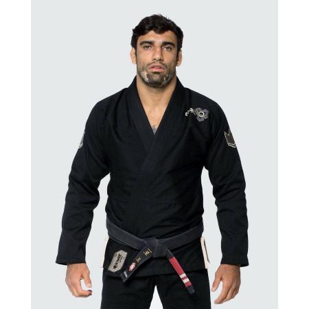 KiNGZ Kimono/Gi BJJ Nano 2.0 Черное