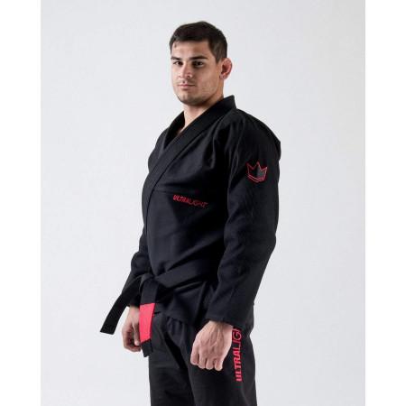 KiNGZ Kimono/Gi BJJ Ultralight 2.0 Черное