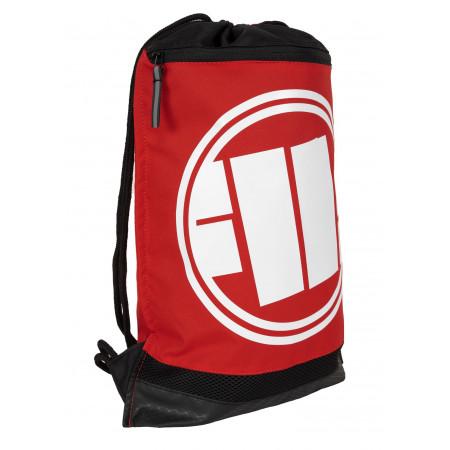 Pit Bull Мешок Logo Красный