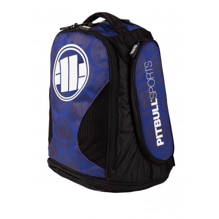 Pit Bull Рюкзак Большой Logo Синий
