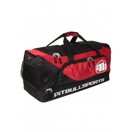Pit Bull Сумка Спортивная PB Sports Logo Красная