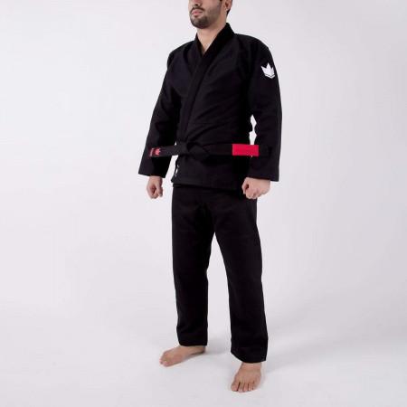 KiNGZ Kimono/Gi BJJ Kore Черное