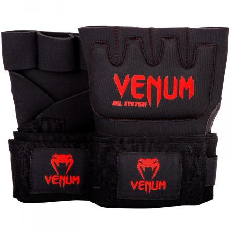 Venum Gel Kontact Hand Wrap Черно/Красный